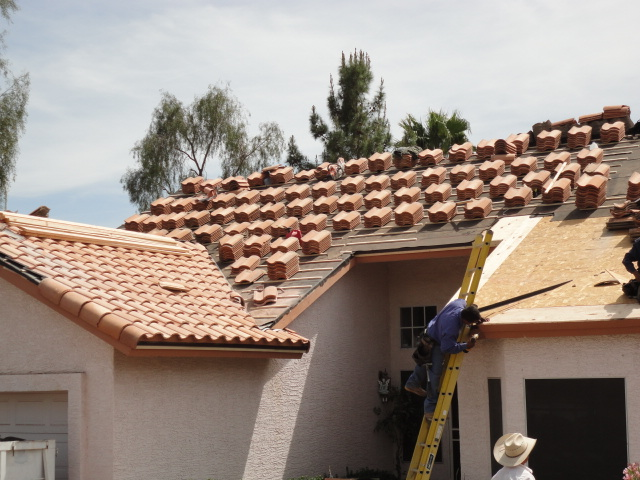 Roof Installation in Phoenix