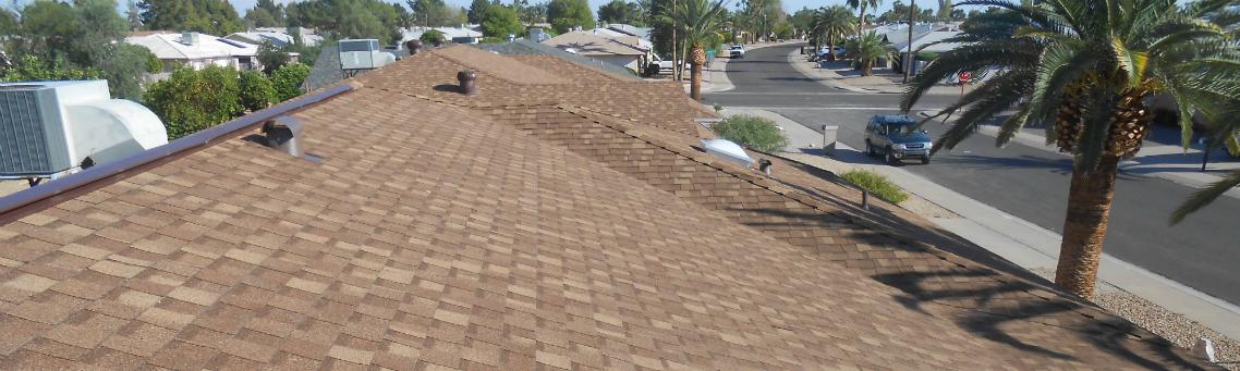 Asphalt Roofs in Phoenix